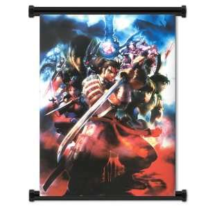 Soul Calibur 2 Game Fabric Wall Scroll Poster (16x23