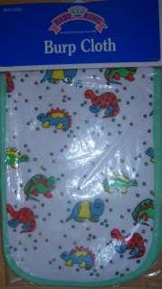 New Baby King Burp Cloth, Circus, Sports, Dinosaur, Baby Shower