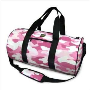 Pink Camouflage Duffle Bag Toys & Games