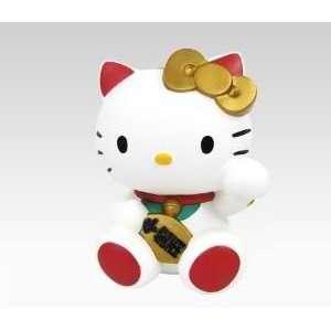 Hello Kitty Coin Bank Lucky Cat