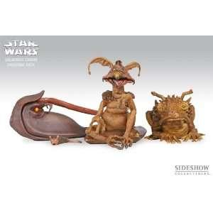 Sideshow Star Wars Salacious B. Crumb Creature Pack