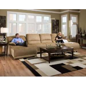 Catnapper Grandover Power Reclining Chaise Sectional 4