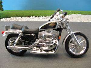 Maisto Diecast Harley Davidson EVO 1200 Sportster Motorcycle (Mint No