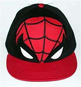 SPIDERMAN Marvel Comics Superhero BASEBALL CAP HAT NWT