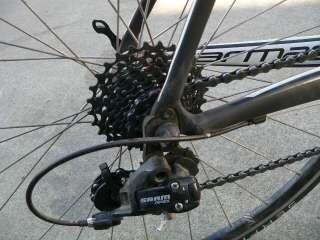 2011 Specialized Tarmac Elite Apex SL2 Road Bike   Black