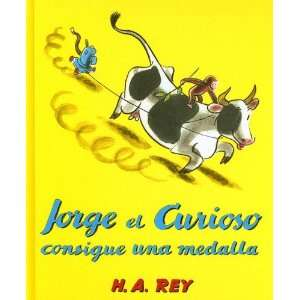 George) (Spanish Edition): H. A. Rey: 9788478717552:  Books
