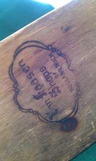 Wooden Pump Planter Souvenir from Holland, MI Van Faasen Shops