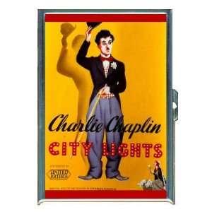 CHARLES CHAPLIN 31 CITY LIGHTS ID Holder, Cigarette Case or Wallet