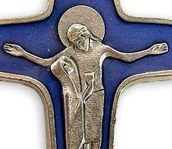 Sorrowful Mother Virgin Mary Of Jesus Crucifix Medal