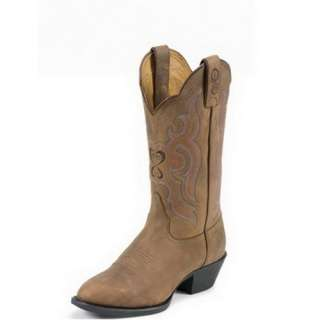 Womens TONY LAMA 12 Boots SoRRel Bridle RR5003l