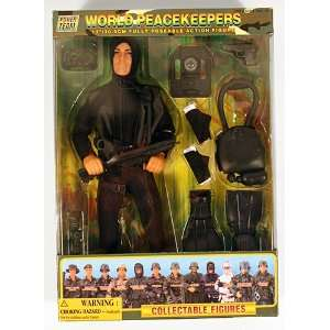 Power Team World Peacekeepers Navy Seal 12 Figure: Toys