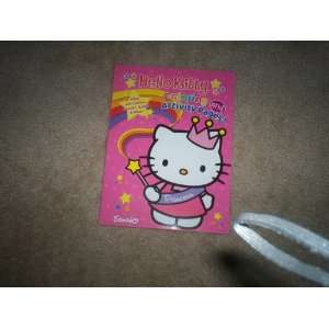 Hello Kitty Coloring and Activity Pages/Book Toys & Games