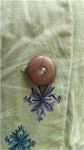 Vintage Atomic Novelty Snowflake Print Summer Sleeveless Sun Dress XL