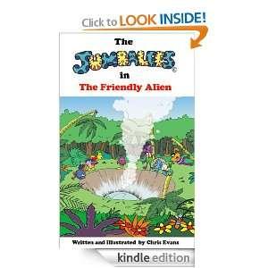 Jumbalees in The Friendly Alien Chris Evans  Kindle Store
