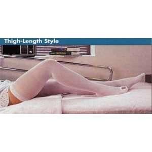 Embolism Thigh High Stocking Small Long Length   1 Pair   Model 84 23