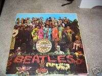 Beatles Sgt Peppers Lonely Hearts Club Band MAS 2653