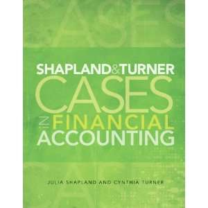 Accounting (9780132752817) Julie Shapland, Cynthia Turner Books
