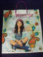 ALEX RUSSO SELENA GOMEZ Party Shopping Halloween BAG LARGE Wizards