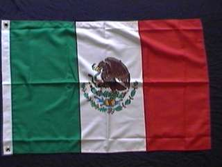 2X3 MEXICO FLAG MEXICAN PRIDE FLAGS NEW 2X3 FOOT F318