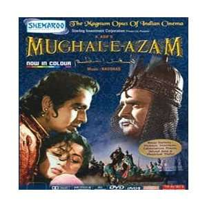 Mughal e azam Hindi Dvd Shmar00 Color 2 Dvd Set Movies
