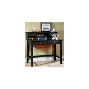 Home Styles Bedford Black Student Desk