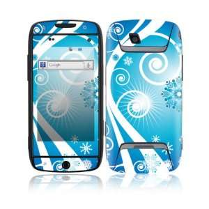 Crystal Breeze Decorative Skin Cover Decal Sticker for Samsung