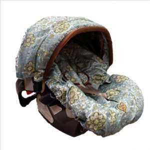 Baby Bella Maya ISC001CB Daddy Camo and Blue Infant Car