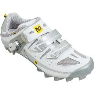 Mavic Scorpio Shoe   Womens White, 7.5:  Sports & Outdoors