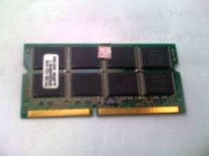 Dell Latitude CSx 256MB PC100 SDRAM Laptop Memory