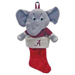 Alabama Crimson Tide Musical Mascot Stockings Sports