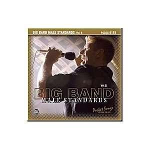 Big Band Male Standards, Vol. 8 (Karaoke CDG) Musical