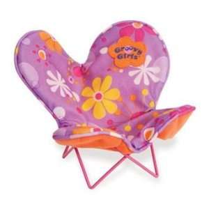 Manhattan Toy Groovy Girls Be Relaxed Butterfly Chair