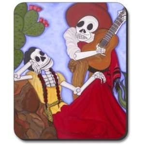 Serenata de los Muertos Day of the Dead Mouse Pad