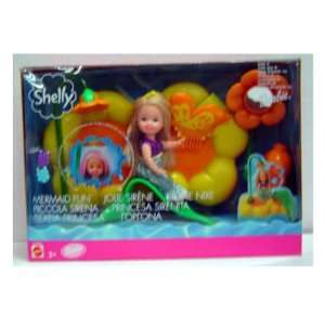 Barbie Kelly Mermaid Fun doll set Toys & Games