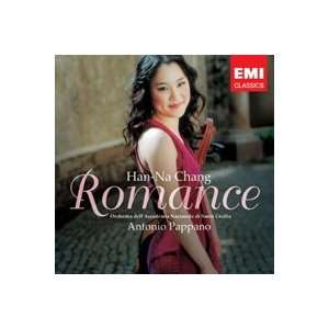 Romance [Korea Edition] [EMI Music Korea 2007] Antonio