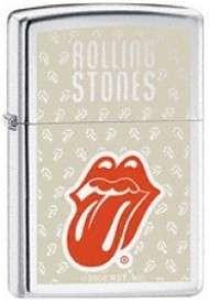 Rolling Stones~HP Chrome~ZIPPO LIGHTER #24543