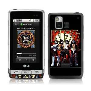Skins MS KISS10018 LG Dare  VX9700  KISS  Love Gun Skin Electronics