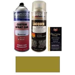 Oz. Desert Brown Metallic Spray Can Paint Kit for 1989 Dodge Caravan