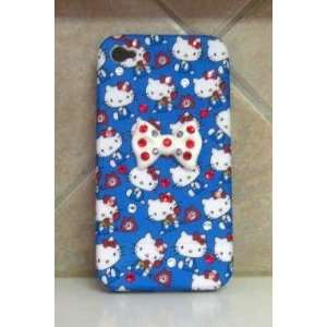 HELLO KITTY IPHONE CASE IPHONE 4G COVER MULTI DESIGN BIG