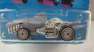 1988 Hot Wheels SPEED DEMONS SHARKRUISER  
