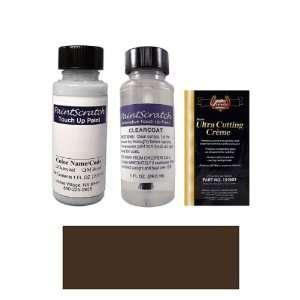 1 Oz. Roquebrune Brown Metallic Paint Bottle Kit for 1974