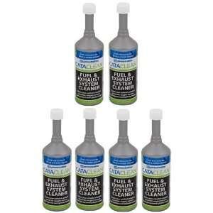 Cataclean Catalytic Converter & Fuel System Cleaner 6 Pack Automotive