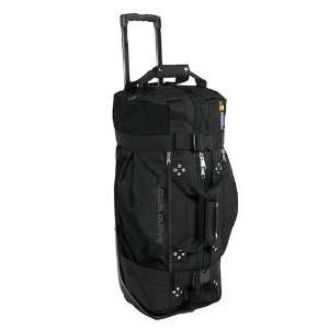 New Club Glove Rolling Duffle Travel Bag Black Sports