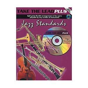 The Lead Plus   Jazz Standards Book/CD, Bass Clef Musical Instruments