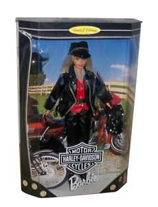 Harley Davidson 1 1996 Barbie Doll