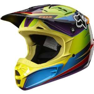 Fox Racing Race Mens V2 MX/Off Road/Dirt Bike Motorcycle