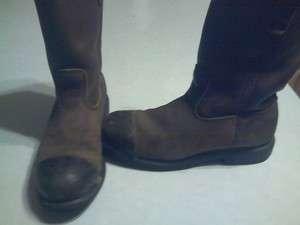 RED WING PECOS Boots #2231 Size 9.5 D Men Steel Toe