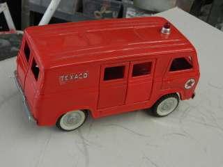 1964 Nylint Texaco Ford Econoline Van