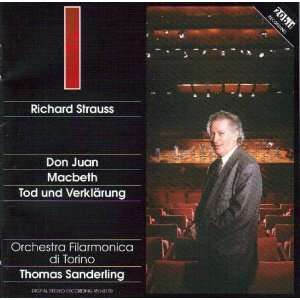Thomas Sanderling cond R Strauss  Don Juan Op 20, Macbeth