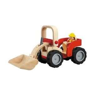 Plan Toys Bull Dozer: Baby